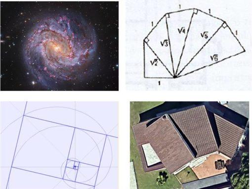 Vivienda espiral en rotación