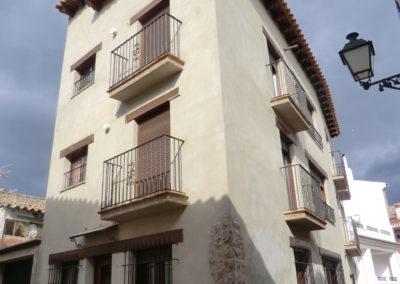 Edificio de viviendas en Argelita