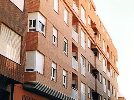 Edificio de Protección oficial en Almassora