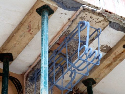 Rehabilitación edificio de viviendas en Sant Joan de Moró