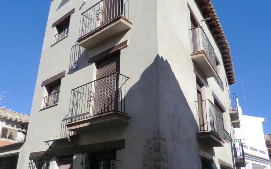 Edificio de 4 viviendas en Argelita