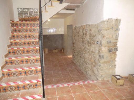Rehabilitación y transformación de una vivienda en dos