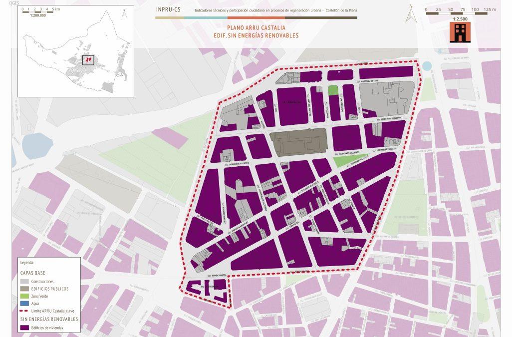 Regeneración urbana: delimitación de áreas vulneables (ARRU)