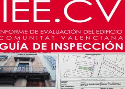 IEE CV Informe de Evaluación y Eficiencia Energética