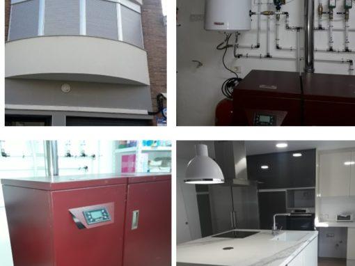 Rehabilitación de vivienda. Sostenibilidad y   eficiencia energética